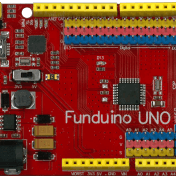 Funduino UNO (Frontal)