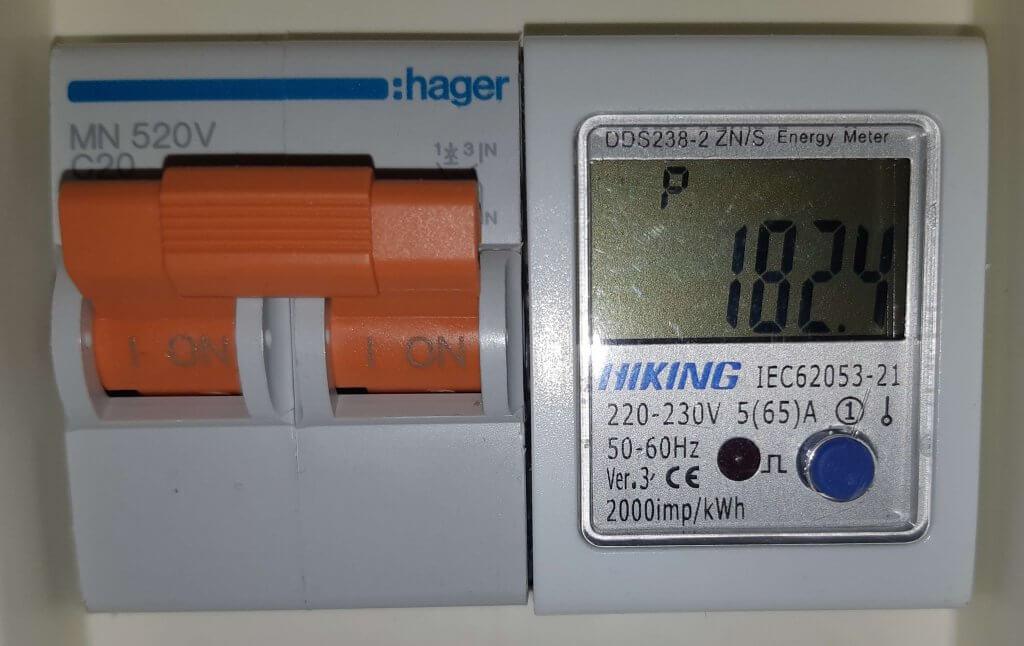 Medidor de energía 2
