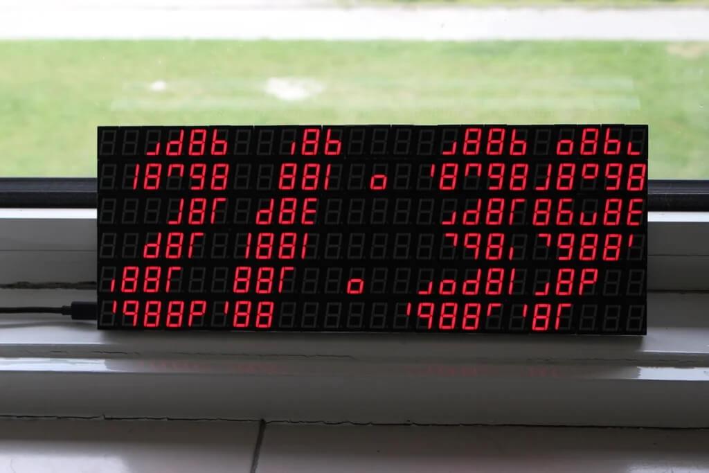 DIY Arduino: relojes increíbles 12