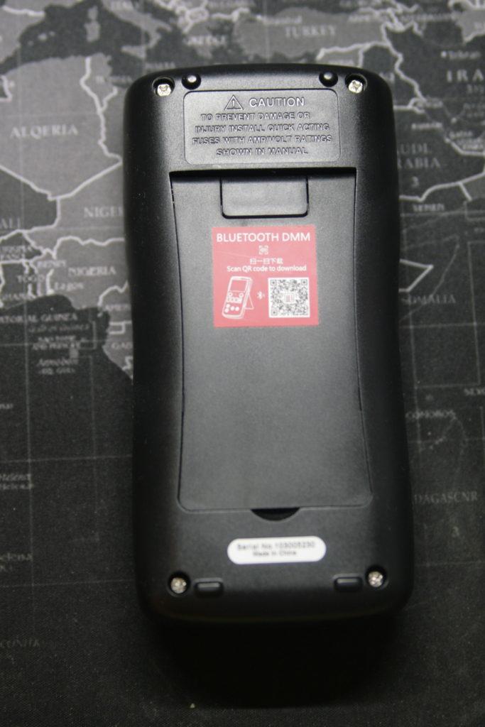 Análisis: Multímetro Zoyi ZT-300AB 5